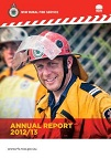 2012/13 Annual Report cover