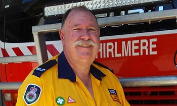 Graham Bennett AFSM
