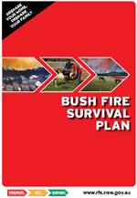 Bush Fire Survival Plan Cover