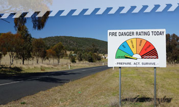Fire Danger Ratings and Total Fire Bans