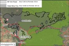 Maps StateMine & MtYork TN