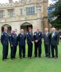 Captain Ronald Headon Receives Honour