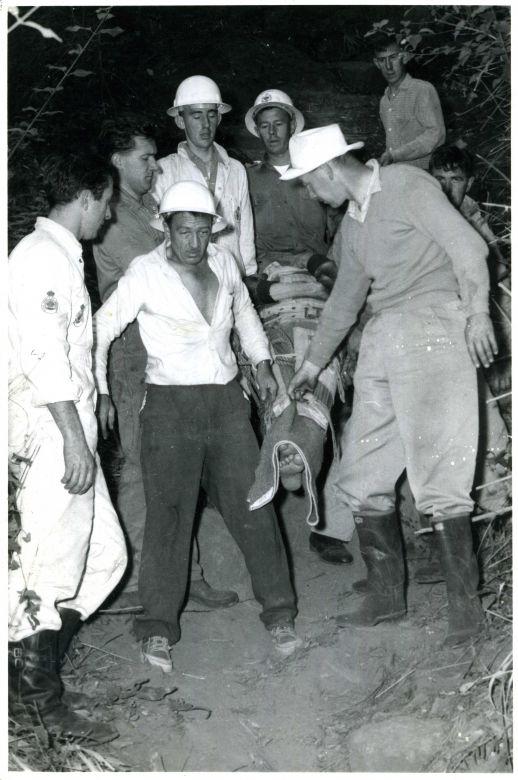 Bulli Brigade Rescue Photo, 1970