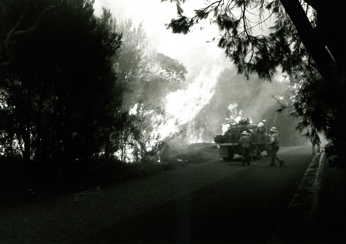 Coal and Candle Brigade Bantry Bay Road, 1977