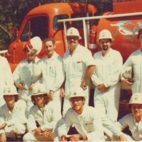 Davidson Bush Fire Brigade, 1977