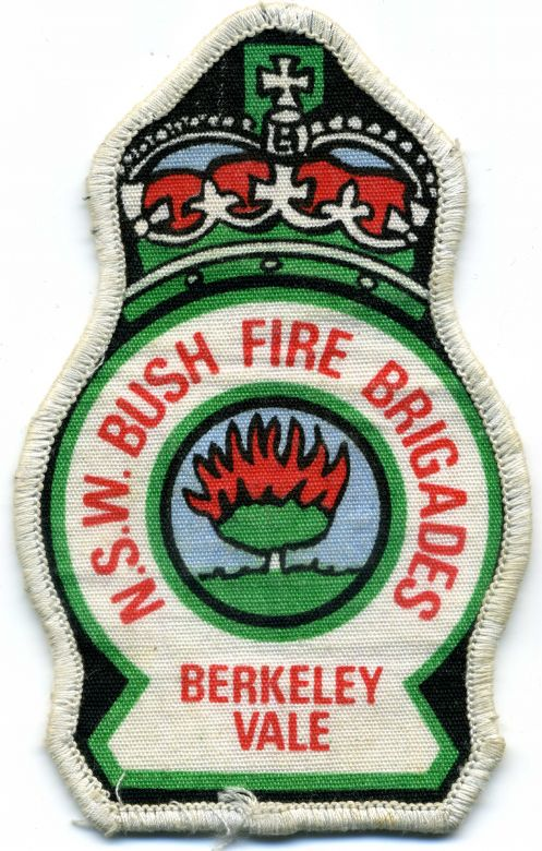 Berkeley Vale patch, 1966