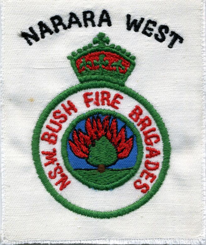 Narara West patch, 1966