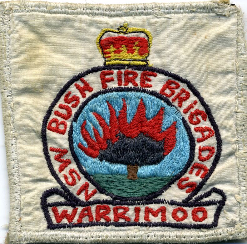 1966c - Warrimoo patch