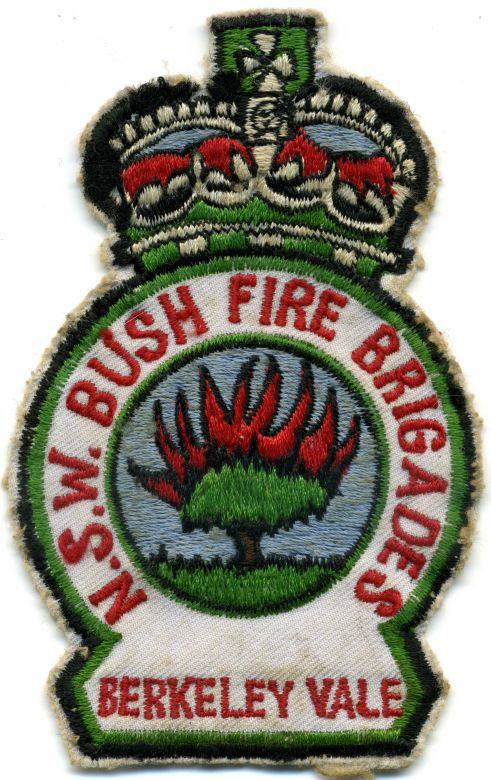 1970 - Berkeley Vale patch