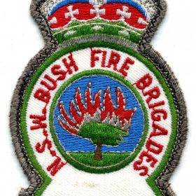 1970 - NSW Bush Fire Brigades patch