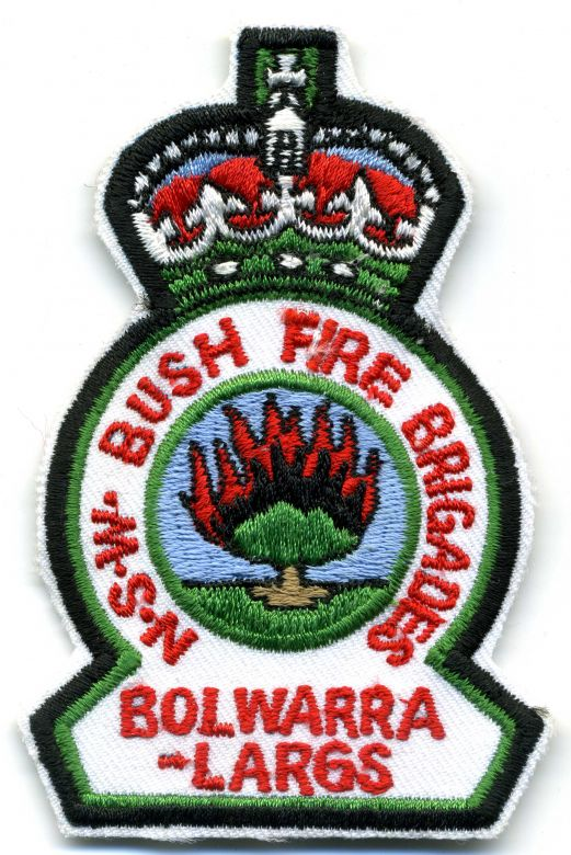1970 - Bolwarra Largs patch