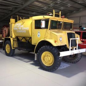 1941 Ford Canada Blitz Defence Force, NSW Forestry Commission, 1969 Lismore nicknamed Paw Paw, 1995 Decommissioned, 2017 NSW RFS Temora CEC