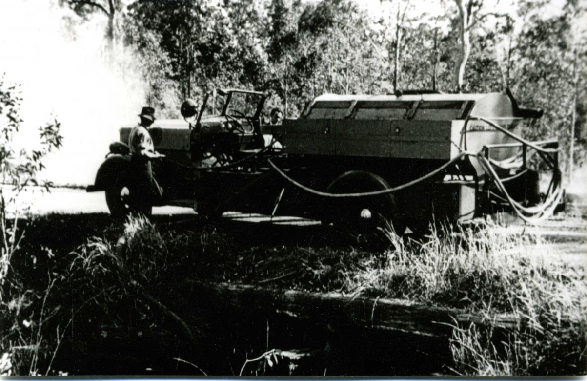 1945 La France Tanker
