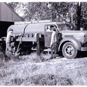 1950c Engadine BFB Truck