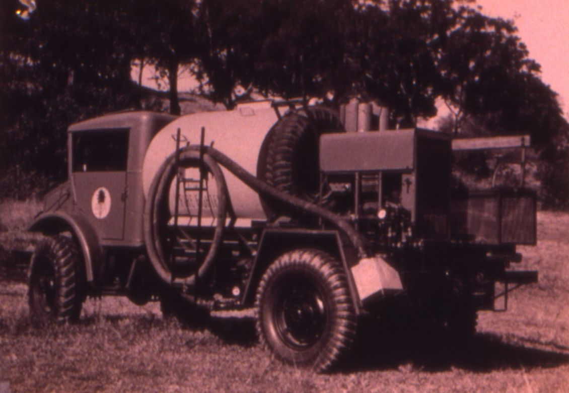 1955 Forestry Blitz