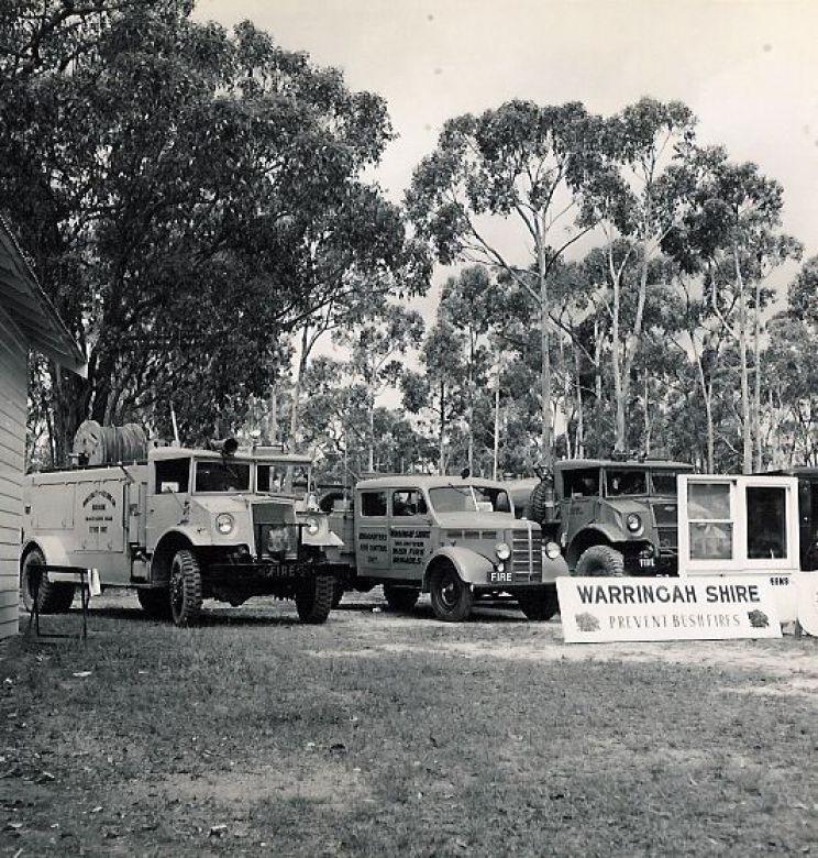 1962 Warringah Fire Prevention Week