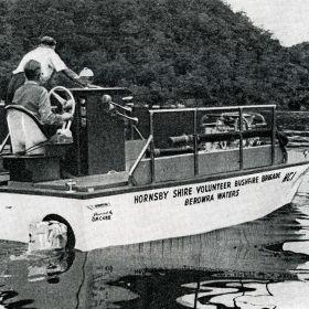 1964 Berowra- Waters Hornsby Catamaran