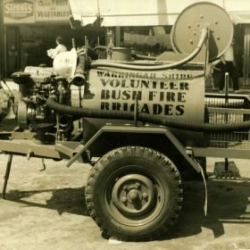 1964 Warringah Tanker Trailer