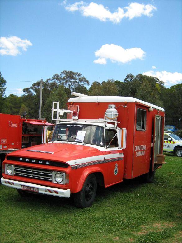 1970 Ex Pie Va Sutherland, 1990c Evans, 2014 NSW RFS Heritage
