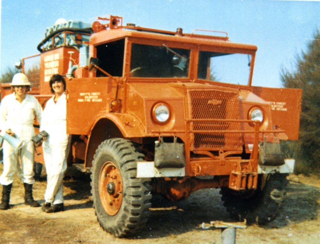 1973 Duffys Forest Blitz