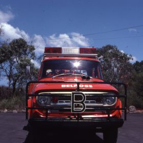 1980 International C1300 Dual Cab Belrose Brigade