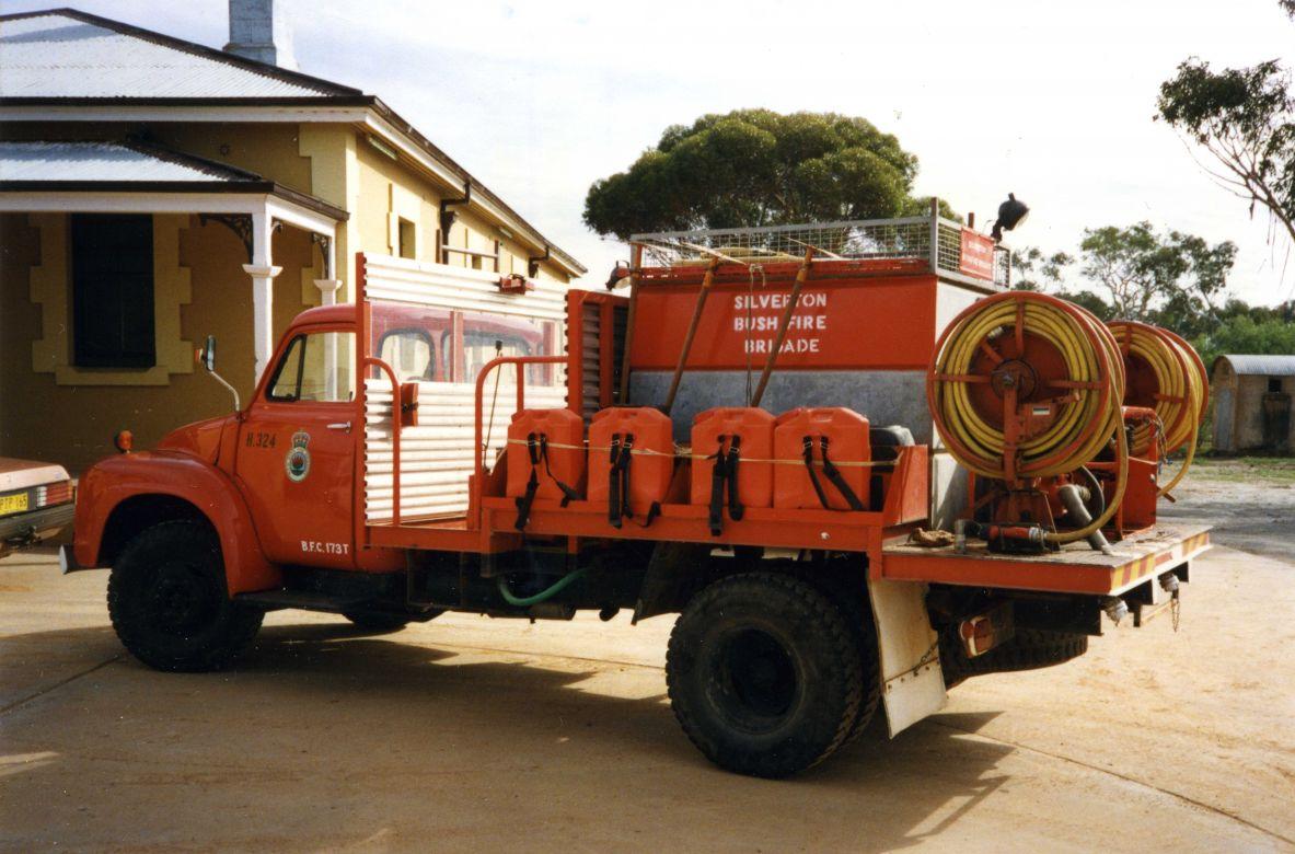 1985 Silverton Tanker