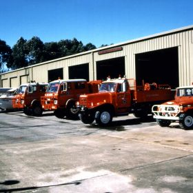 1989 Warringah Headquarters Brigade