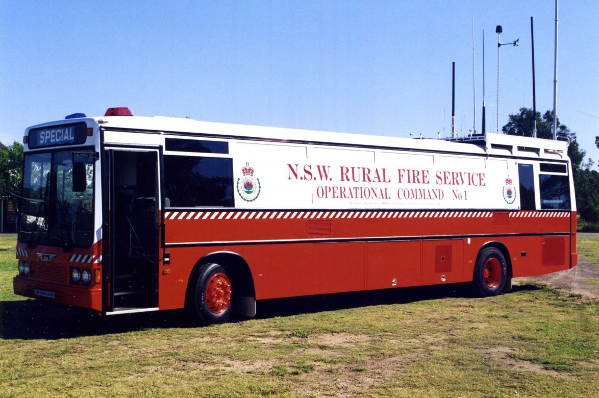 1995 Operational Command Bus