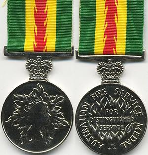 AFSM Medal