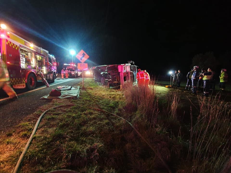 Millthorpe accident 1