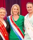 Dubbo's Kennedy Tourle named Sydney Royal Showgirl champion