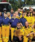 Woodford RFS brigade celebrates 90 years on May 18th 2013