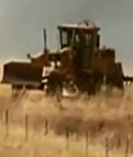 Earth Moving Equipment used to help contain Bushfires January 2013