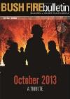 Cover of Bush Fire Bulletin 2014 Vol 36 No 2