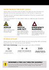 Picture of Bush Fire Alert Factsheet