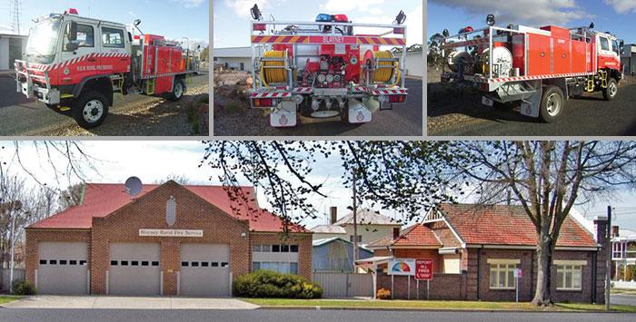 Blayney Rural Fire Brigade