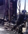 Junee Rd Truck Fire
