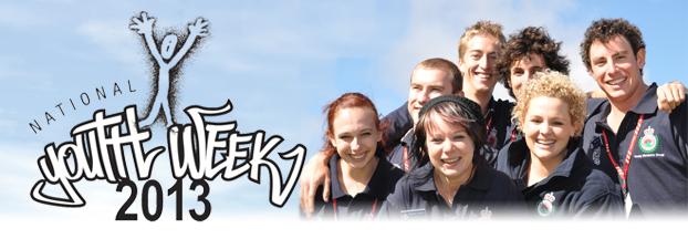 2013 Youth Week Banner