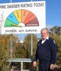 Gongs for public servant, firefighters