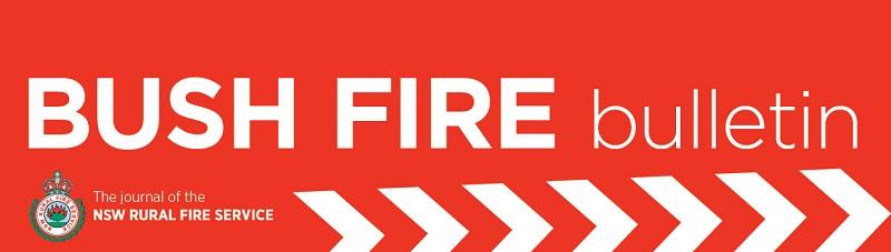 Bush Fire Bulletin