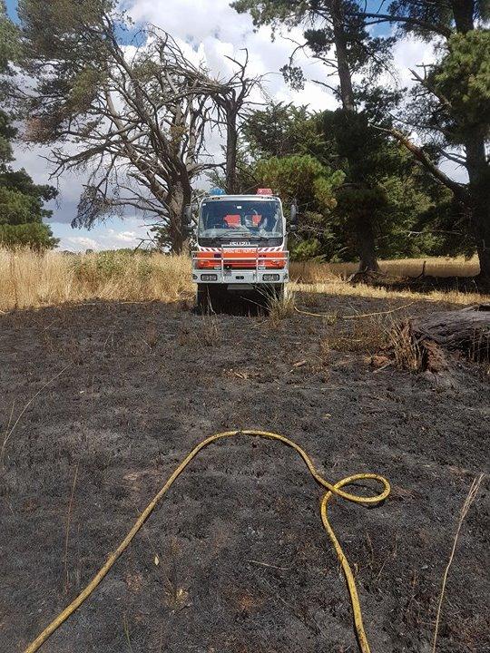 Forest Road, Springside fire 4