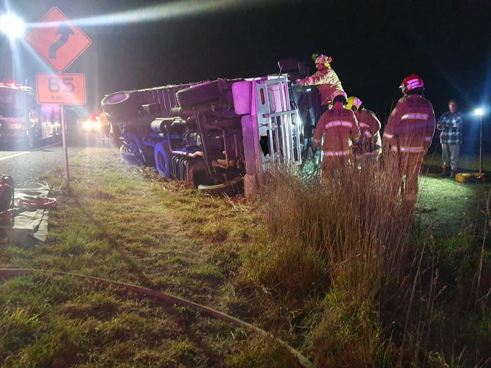 Millthorpe accident 4