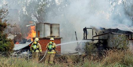 Boland's Gooloogong Bush Fire