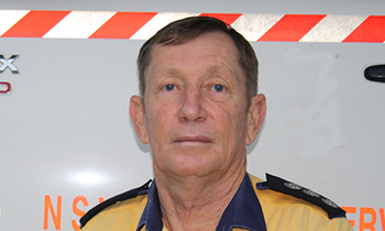 Group Captain Craig Scott Burley, Hawkesbury, Region East