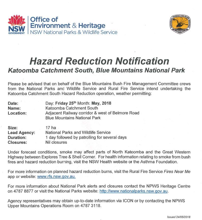 Katoomba South HR 1