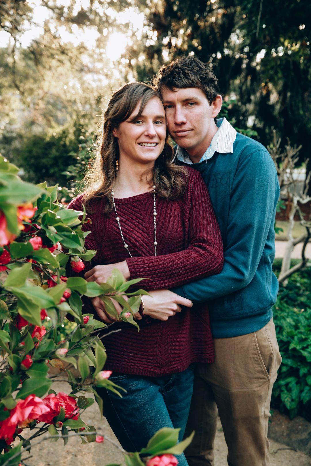 Samuel and Megan McPaul