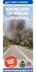 Picture of Bush Fire Safety for Travellers Brochure