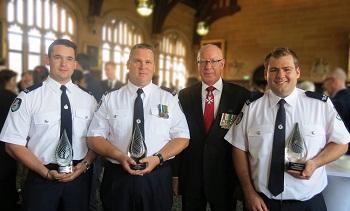St John Save a Life Award Kellyville Brigade