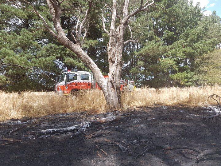 Forest Road, Springside fire 6