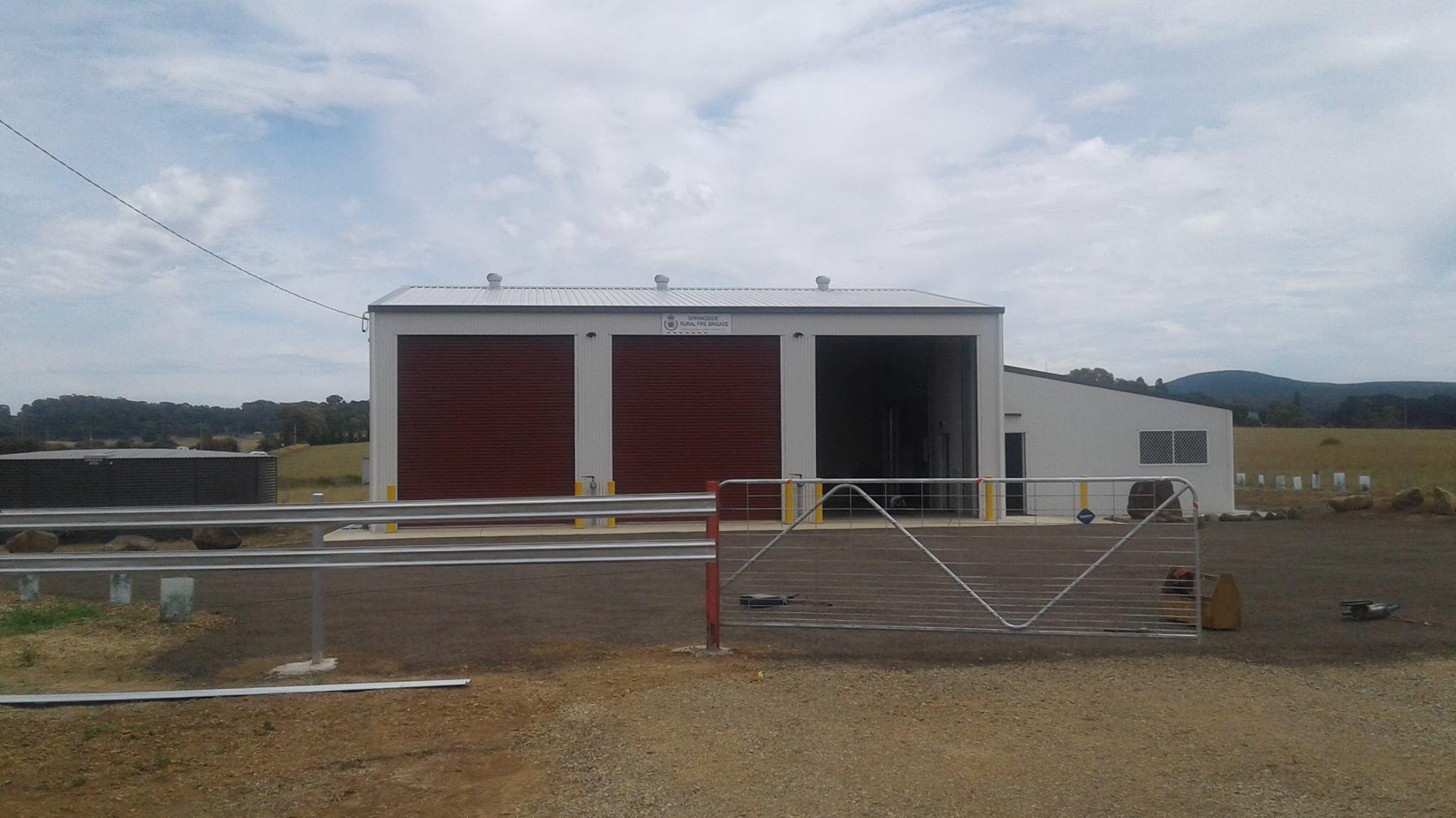 Springside Brigade Station 5